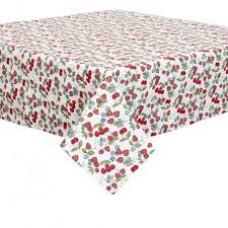 Tafelkleed Aardbei /Kers 150x150